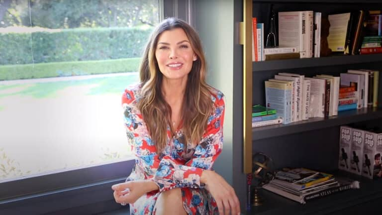 Ali Landry Morning-time routine